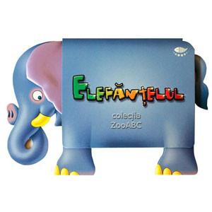 Zoo ABC. Elefănţelul