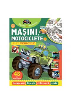 Masini motociclete si alte vehicole