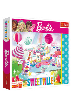 Joc de masa Barbie Sweetville