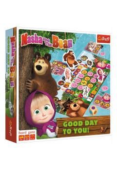 Joc de masa Good day to you! / Animaccord Masha and the Bear