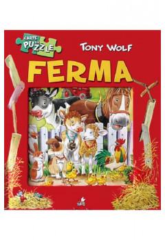 CARTE. FERMA. Tony Wolf/puzzle