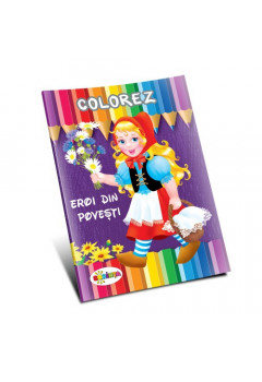 Colorez - Eroi din povești