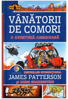 Vânătorii de comori.O aventură americană Vol.6