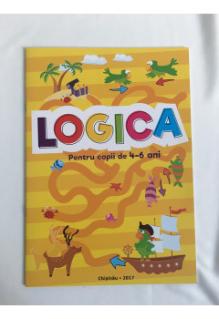 Logica Pentru copii de 4-6 ani