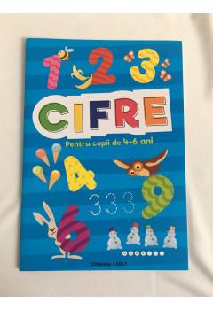 Cifre Pentru copii de 4-6 ani
