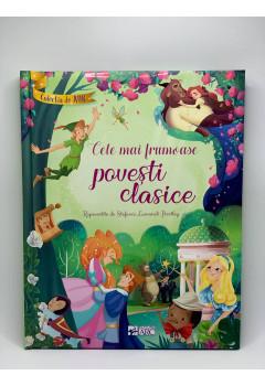 Cele mai Frumoase Povești Clasice. Colecția de Aur (9-12 ani)