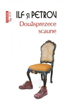 Douăsprezece Scaune (Top 10 +) [Carte de Buzunar]