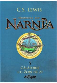 Cronicile din Narnia. Vol.5. Călătorie cu Zori de zi