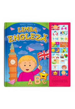 Carte cu sunete. Limba engleză