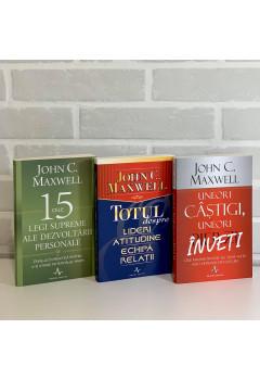 "Pachet Promoțional ""John C. Maxwell"""