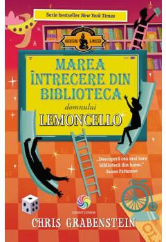 Marea întrecere din biblioteca Domnului Lemoncello