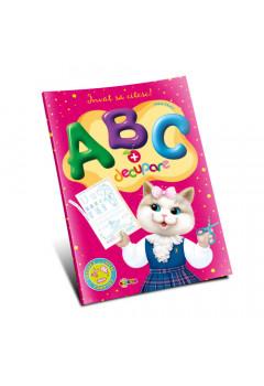 ABC + decupare. Învăţ să citesc!