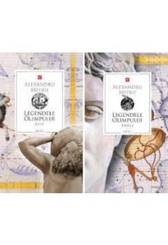 Pachetul Legendele Olimpului vol.1 + vol.2.