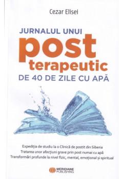Jurnalul unui Post Terapeutic de 40 de Zile cu Apă