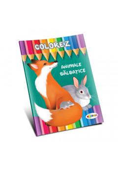 Colorez - Animale sălbatice