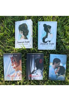 """Pachet Promoțional de 5 cărți """"Dama de treflă"""""""