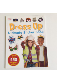 Dress Up Ultimate Sticker
