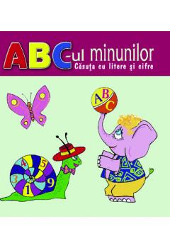 ABC-ul minunilor. Căsuța cu litere și cifre