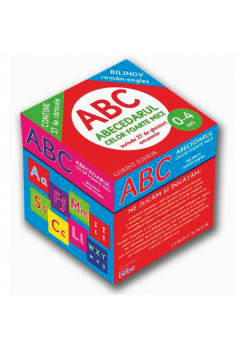 ABC. Abecedarul celor foarte mici