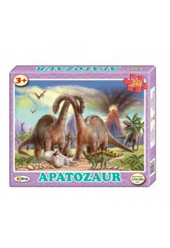 Puzzle Apatozaur 240 ps
