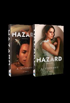 """Pachet """"HAZARD"""", Vol. 1 + Vol. 2"""