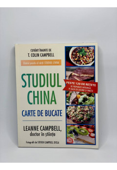 Studiul China Carte de Bucate