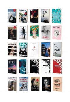 Colecția Completă Bestseller de 25 de cărți