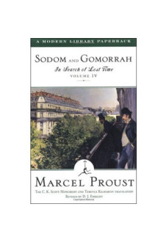 In Search of Lost Time. Volume IV. Sodom and Gomorrah [eBook]