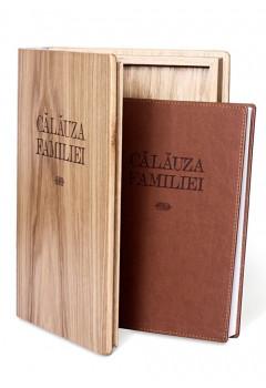 Călăuza Familiei + Cutie din Lemn de Stejar