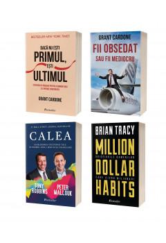Super Oferta Bestseller: Top 4 Cărți Business și Dezvoltare Personală