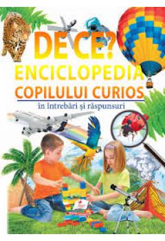 DE CE Enciclopedia copilului curios