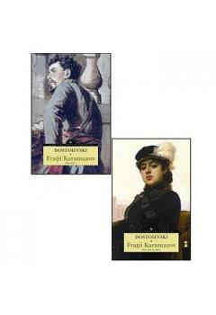 Fraţii Karamazov. Vol. 1+2