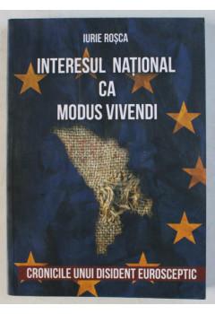 Interesul National ca modus vivendi