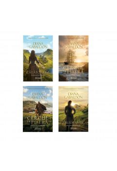 Set OUTLANDER - 4 Cărți