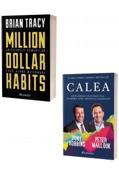 Pachet Promoțional: CALEA și MILLION DOLLAR HABITS