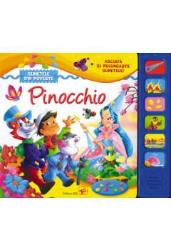 Pinocchio. Ascultă și Recunoaște Sunetele (0-2 ani)