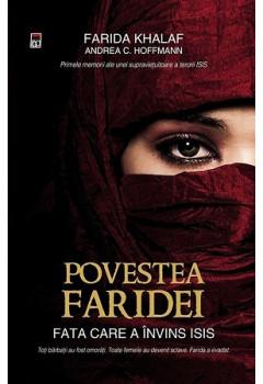 Povestea Faridei. Fata care a învins ISIS