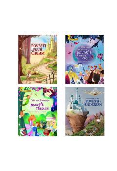 """Pachet Promoțional """"Cele mai frumoase povești pentru copii"""""""