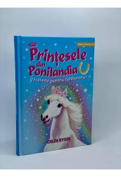 Prințesele din Ponilandia. Prietene pentru totdeauna