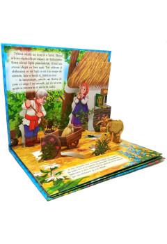 Cartea 3D Tăurașul de Paie