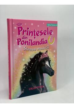 Prințesele din Ponilandia. Steaua Muzicii
