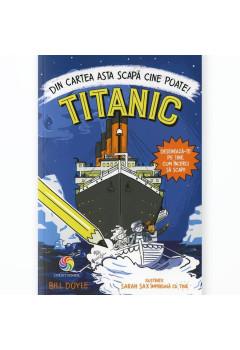 Titanic. Din cartea asta scapă cine poate