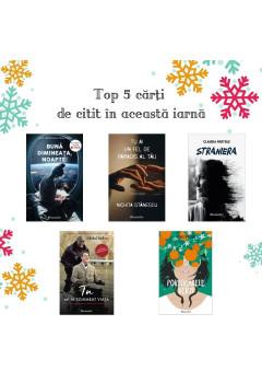 Top 5 Cărți de Citit în Această Iarnă