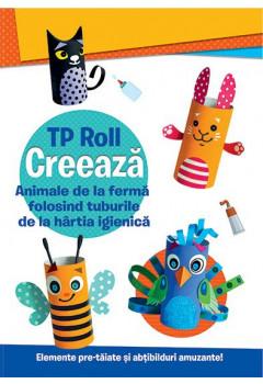 Creează animale de la fermă folosind tuburile de la hârtia igienică TP Roll