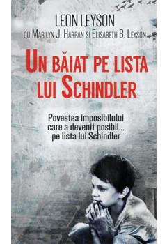 Un Băiat pe lista lui Schindler