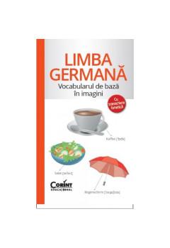 Limba Germană - Vocabularul de bază în imagini cu transcriere fonetică