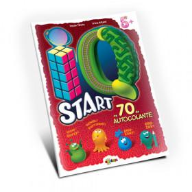 IQ start 5+ (70 autocolante)