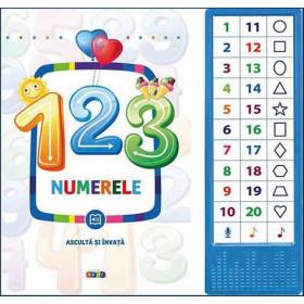 123. Numerele (Ascultă și învață)