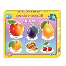 Puzzle Fructe 30ps