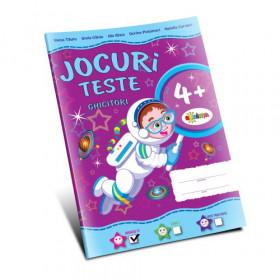 Jocuri - Teste - Ghicitori 4+